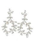 Elizabeth Bower - Vine Crystal Chandelier - accessories - Novelle Bridal Shop