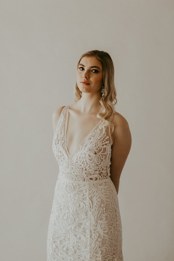 Sample Sale - Sasha by Made With Love - accessories - Novelle Bridal Shop