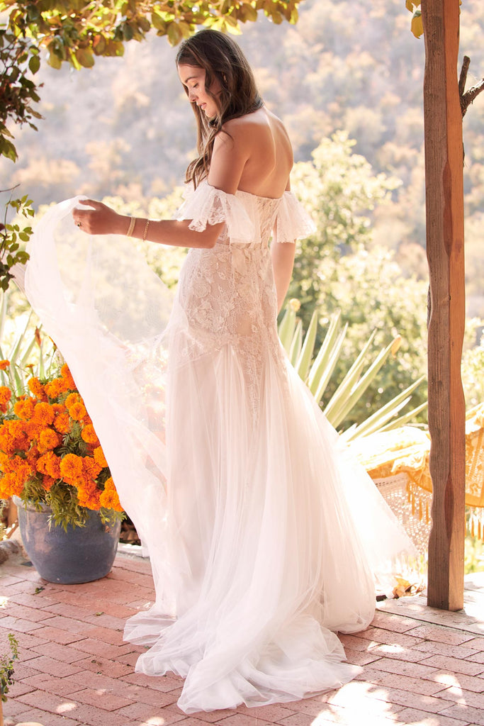 Willowby by Watters - Mackinnon - Wedding Dress - Novelle Bridal Shop