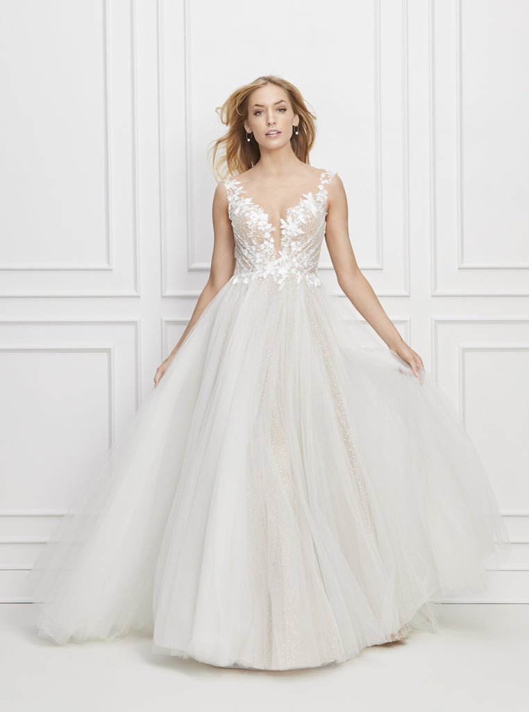 Wtoo by Watters - Becket - Wedding Dress - Novelle Bridal Shop