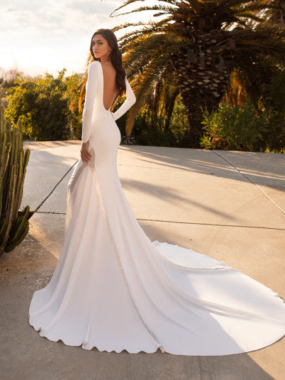 Pronovias - Bianca - Wedding Dress - Novelle Bridal Shop