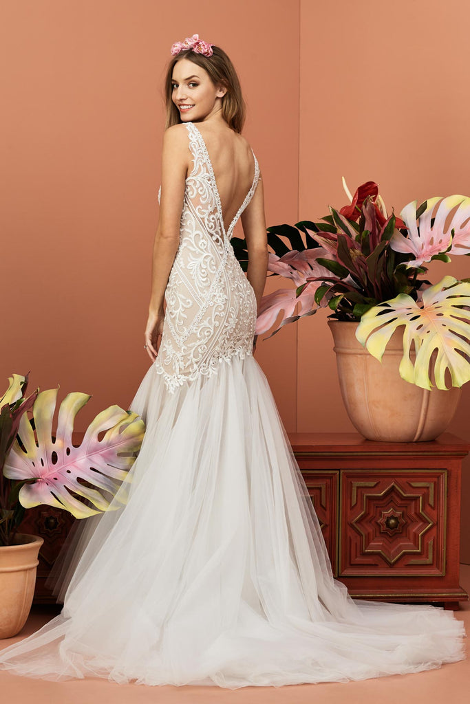 Watters & WTOO Fall Preview - Blanca - Wedding Dress - Novelle Bridal Shop