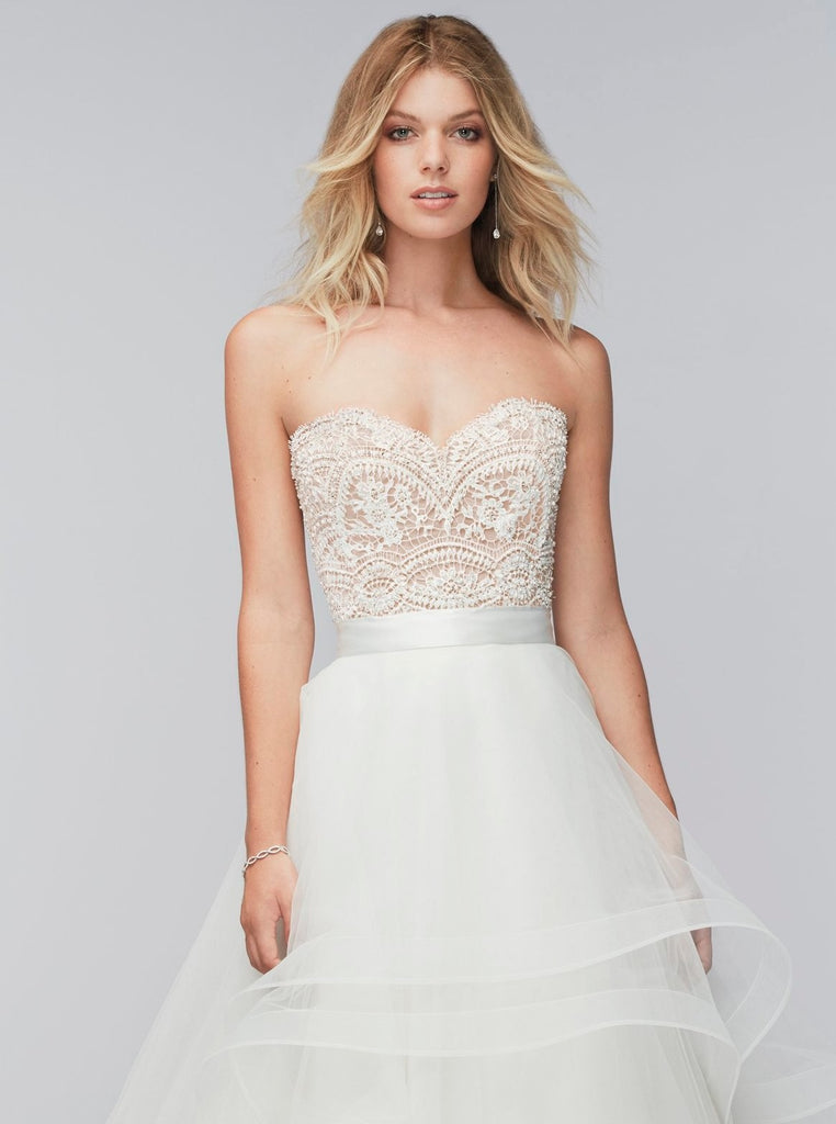 Wtoo by Watters - Bree Corset - Wedding Dress - Novelle Bridal Shop
