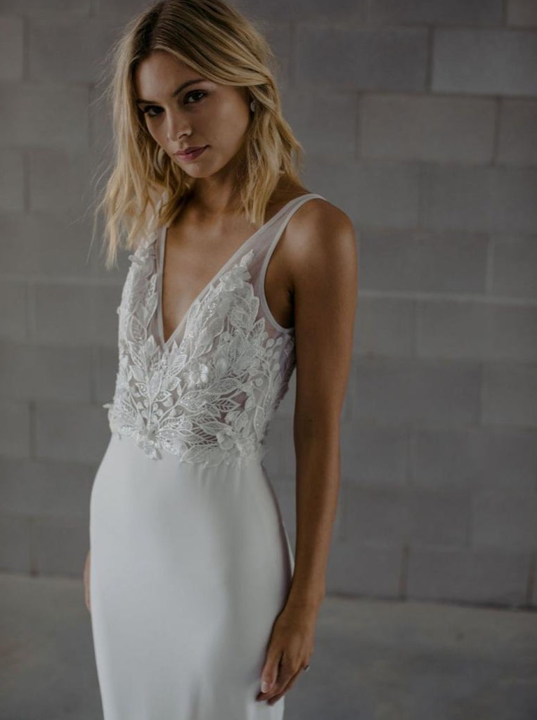 Made with Love - Carlie - Wedding Dress - Novelle Bridal Shop