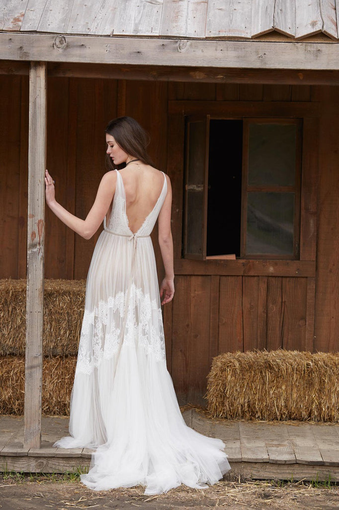 Willowby by Watters - Clementine - Wedding Dress - Novelle Bridal Shop