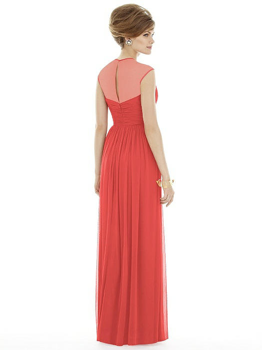 Alfred Sung - D693 - Bridesmaid Dress - Novelle Bridal Shop
