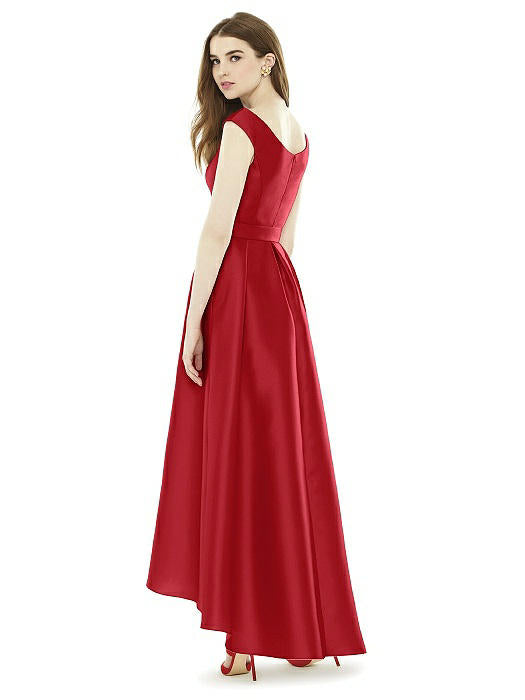 Alfred Sung - D722 - Bridesmaid Dress - Novelle Bridal Shop