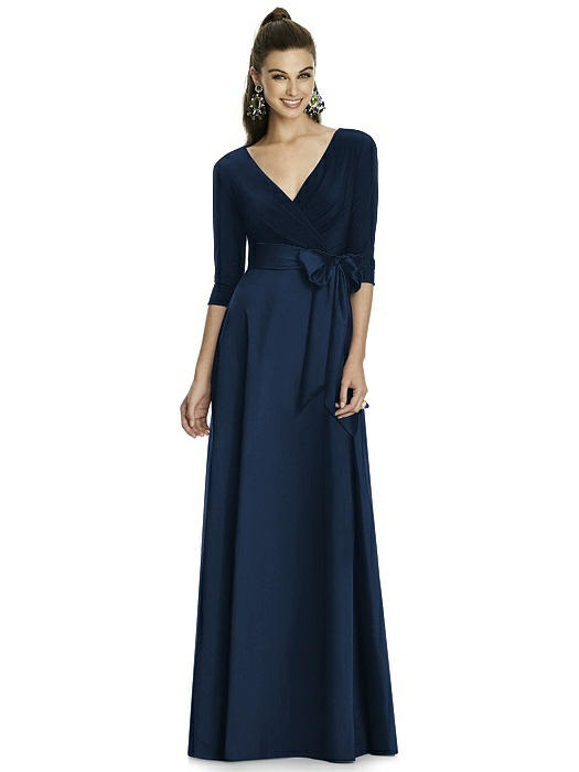 Alfred Sung - D736 - Bridesmaid Dress - Novelle Bridal Shop