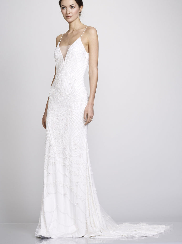 Theia - Matilda - Wedding Dress - Novelle Bridal Shop