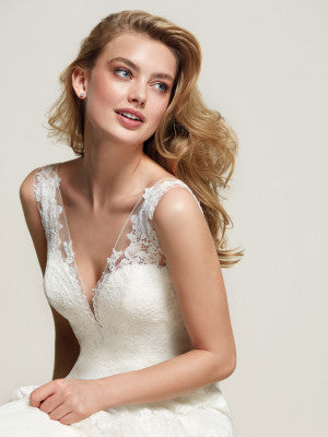 Pronovias - Drulias - Wedding Dress - Novelle Bridal Shop