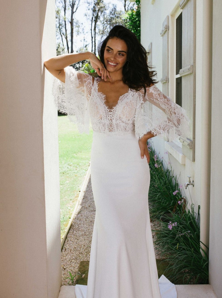 Madi Lane - Evette - Wedding Dress - Novelle Bridal Shop