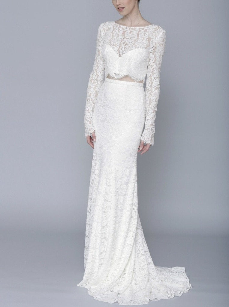 Theia - Ines Skirt - Wedding Dress - Novelle Bridal Shop