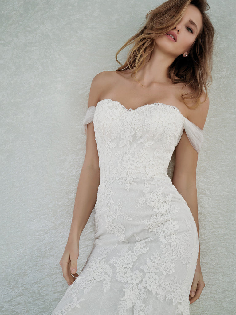 White One - Federica - Wedding Dress - Novelle Bridal Shop