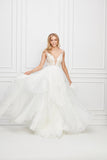 Wtoo by Watters - Hayes Top - Wedding Dress - Novelle Bridal Shop