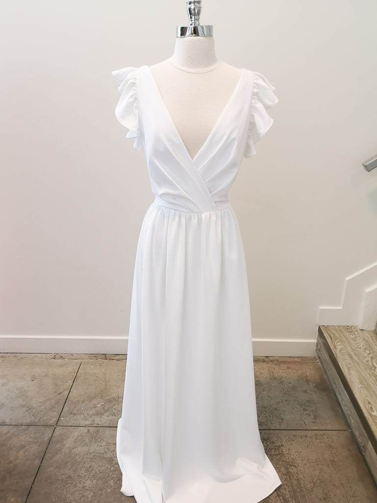 Kristen by Theia Bridesmaids (Size 12)