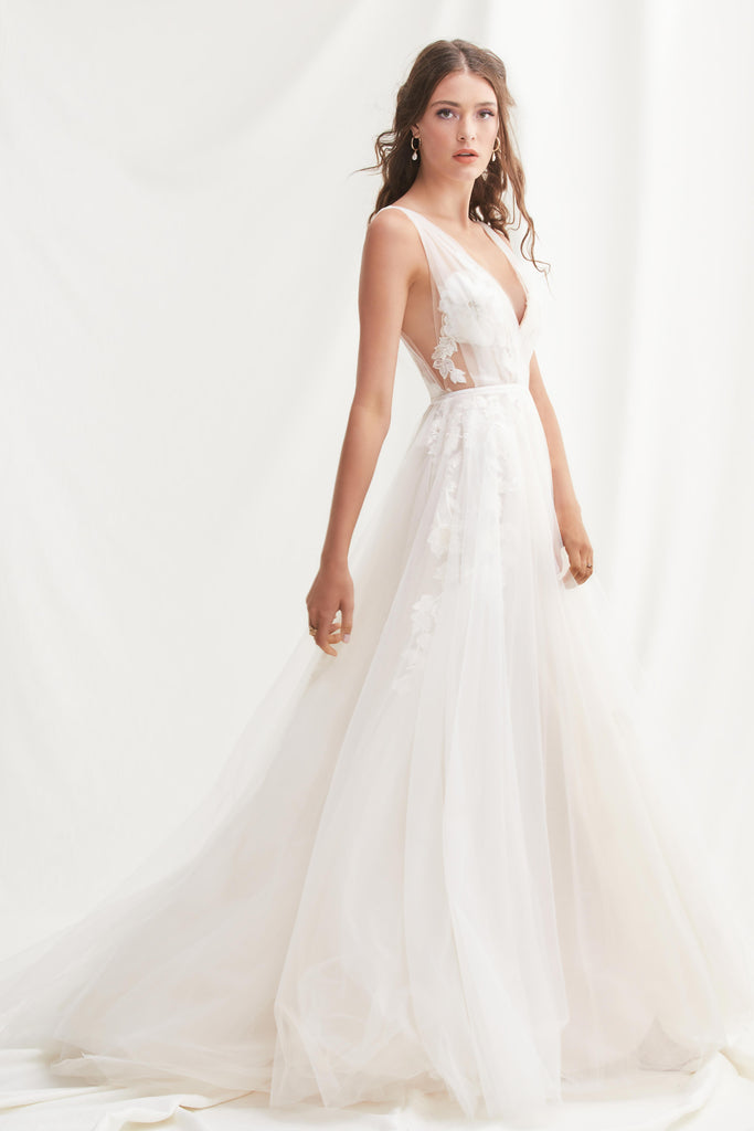 Willowby by Watters - Lainie - Wedding Dress - Novelle Bridal Shop