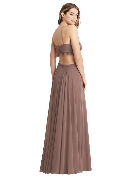 Dessy Collection - LB014 - Bridesmaid Dress - Novelle Bridal Shop