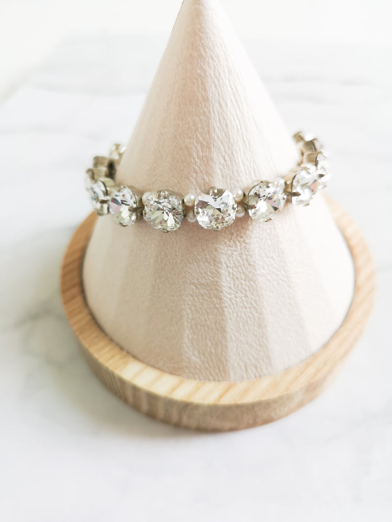 Lovebird Collection - Magnolia Bracelet - accessories - Novelle Bridal Shop