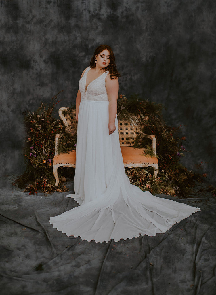 Studio Levana - Margo - Wedding Dress - Novelle Bridal Shop