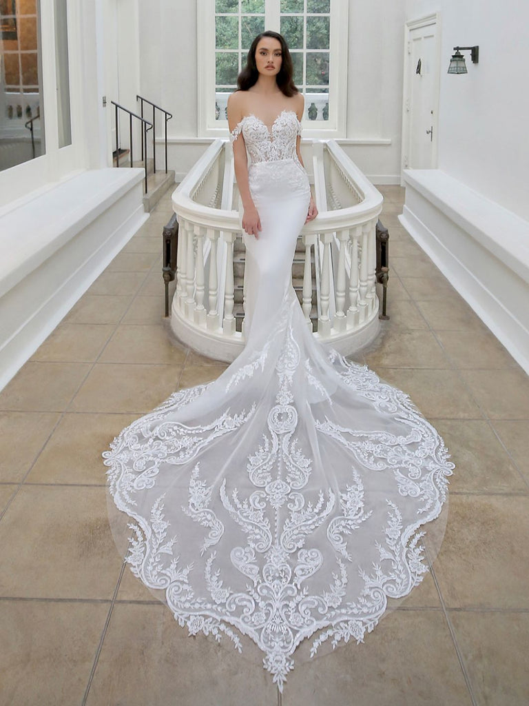 Blue by Enzoani - Martha - Wedding Dress - Novelle Bridal Shop