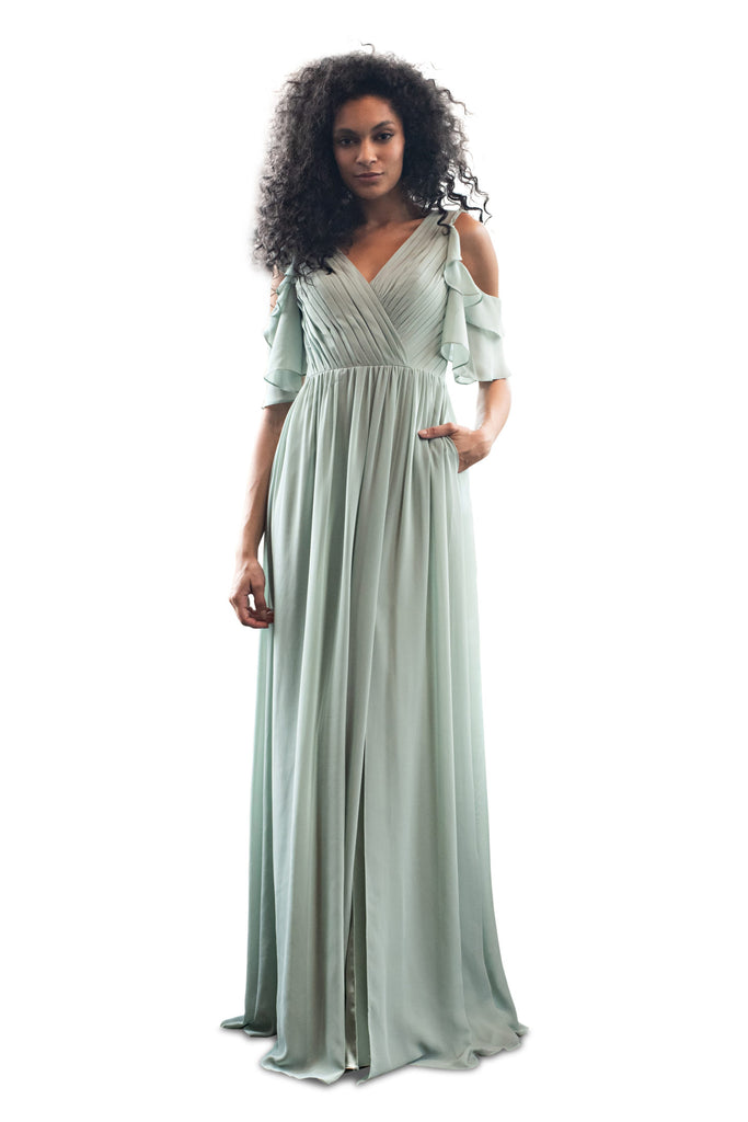 Theia Bridesmaids - Mary - Bridesmaid Dress - Novelle Bridal Shop