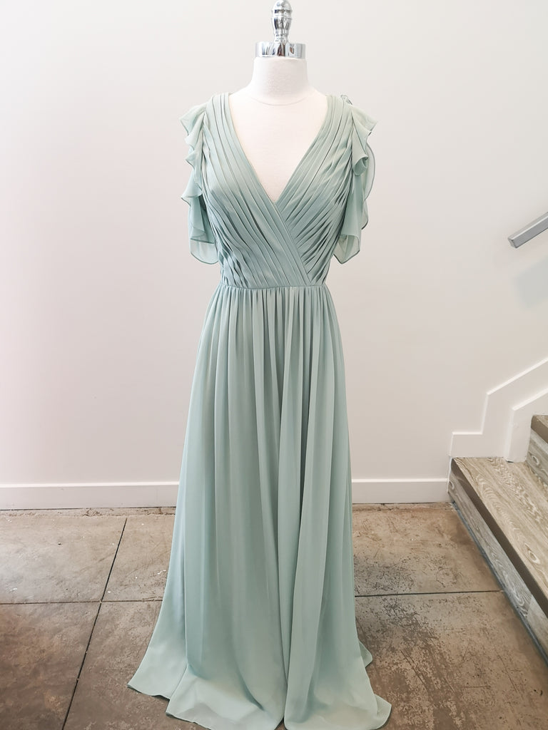 Mary by Theia Bridesmaids (Size 12)