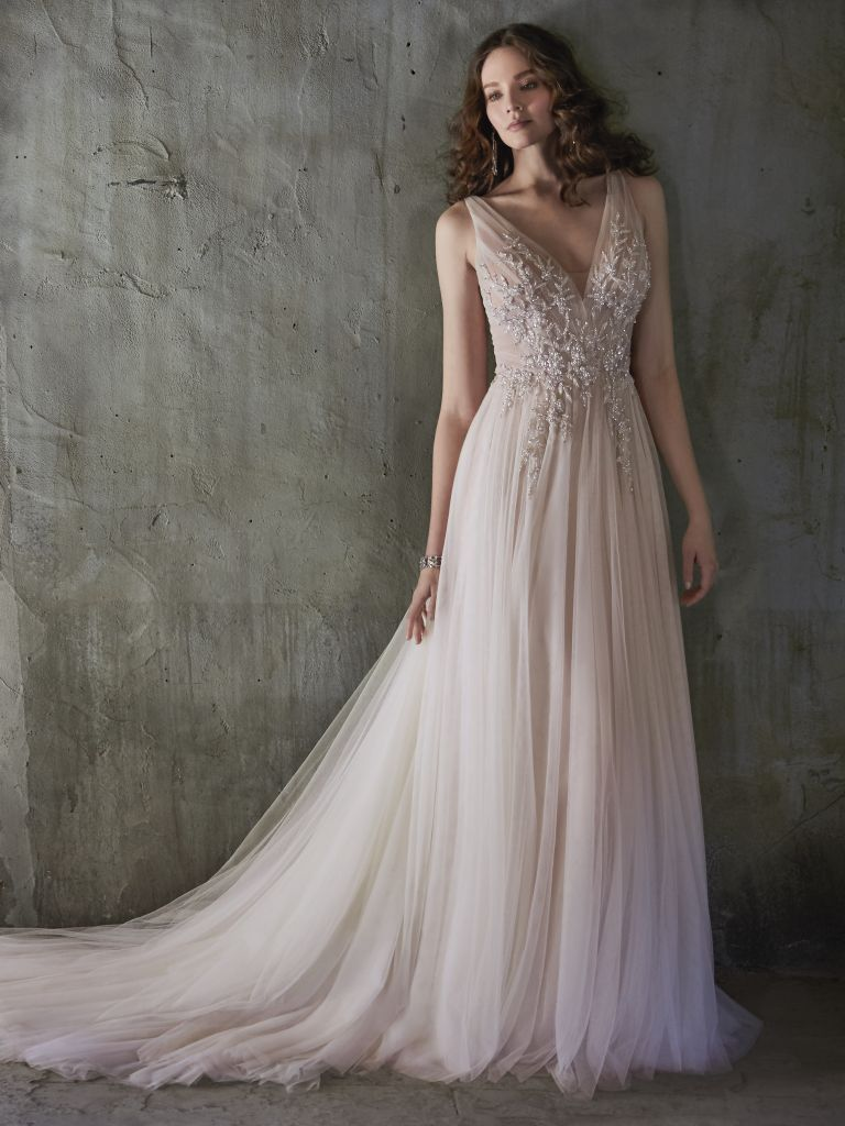 Maggie Sottero - Meletta - Wedding Dress - Novelle Bridal Shop