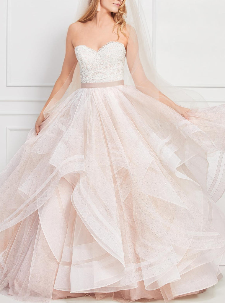 Wtoo by Watters - Nessa Skirt - Wedding Dress - Novelle Bridal Shop