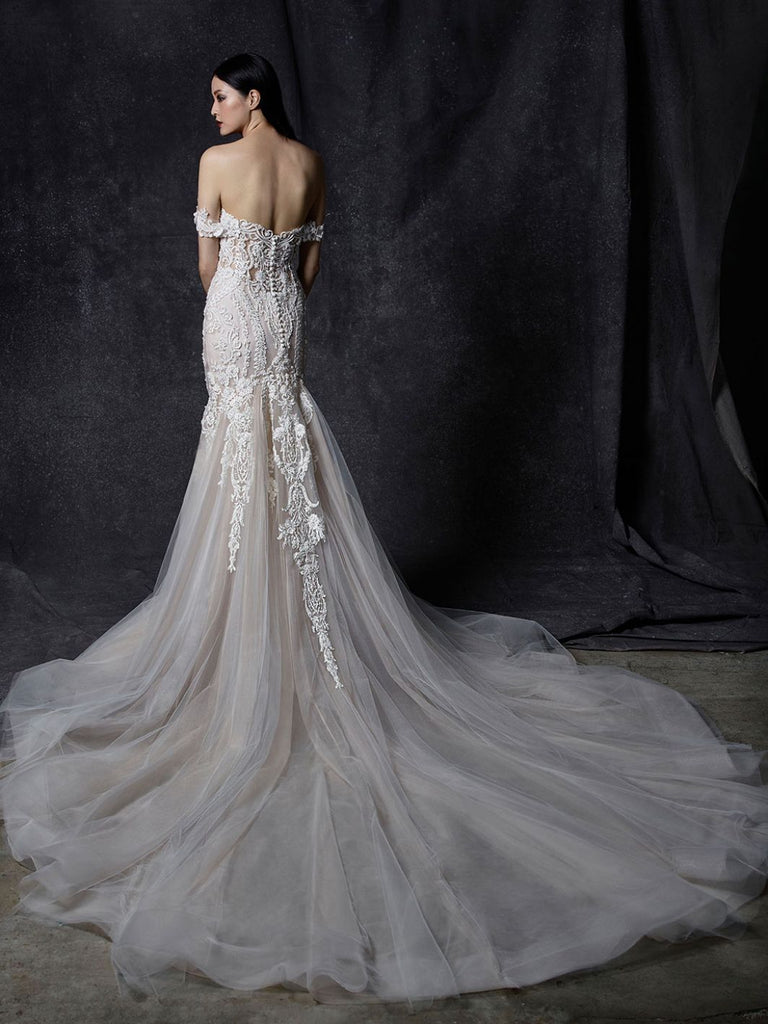 Enzoani - Octavia - Wedding Dress - Novelle Bridal Shop