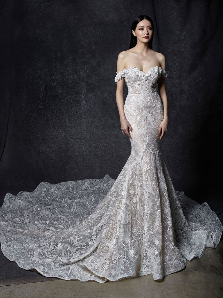 Enzoani - Odette - Wedding Dress - Novelle Bridal Shop