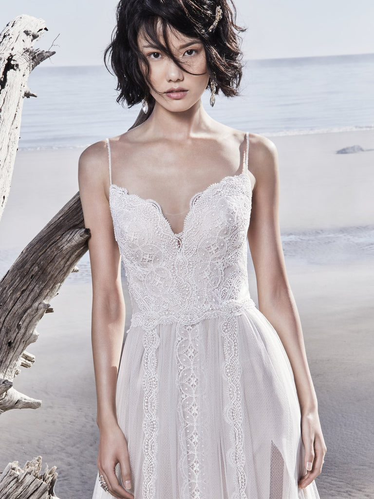 Sottero & Midgley - Olson - Wedding Dress - Novelle Bridal Shop