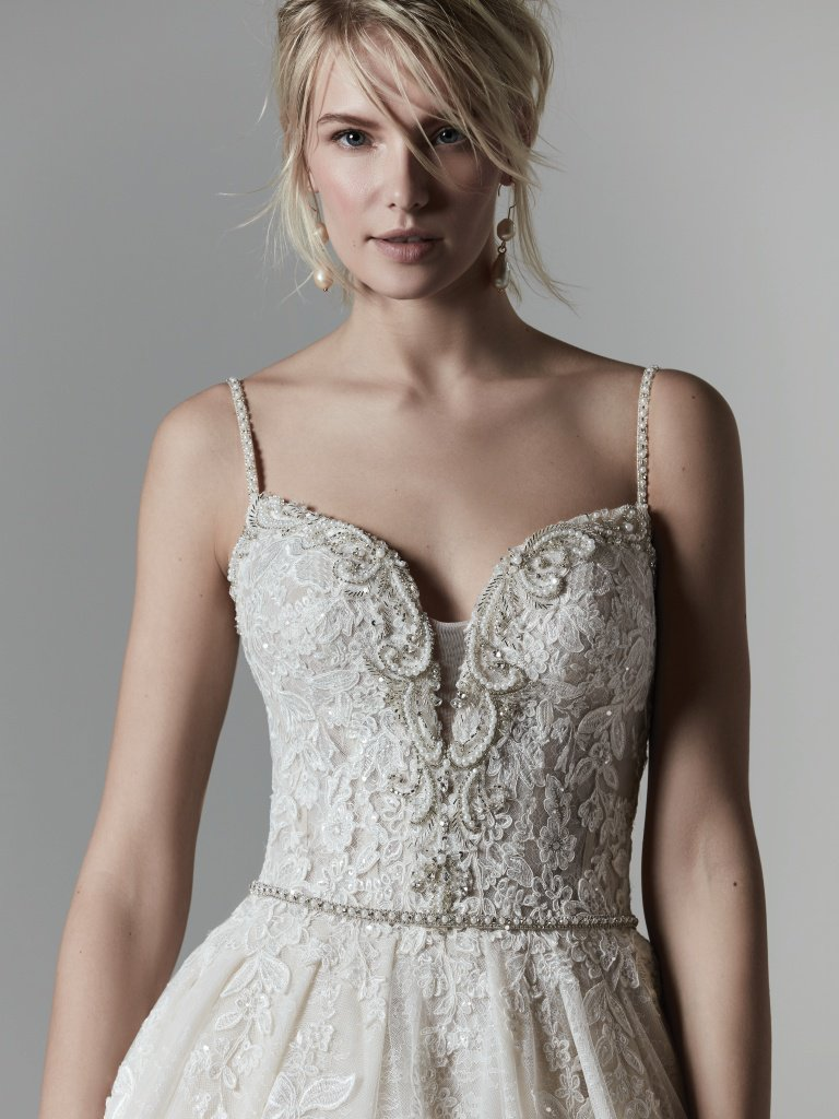 Sottero & Midgley - Porter - Wedding Dress - Novelle Bridal Shop
