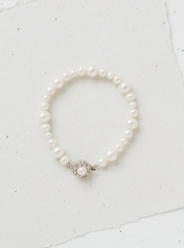 Lovebird Collection - Powell Bracelet - accessories - Novelle Bridal Shop