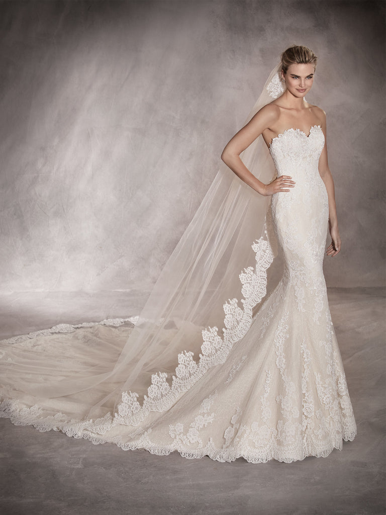 Pronovias - Princia - Wedding Dress - Novelle Bridal Shop