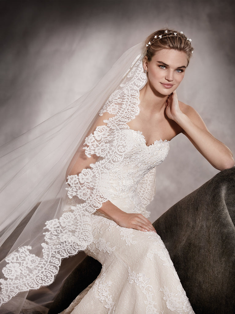 Sample Sale - Princia by Pronovias - accessories - Novelle Bridal Shop