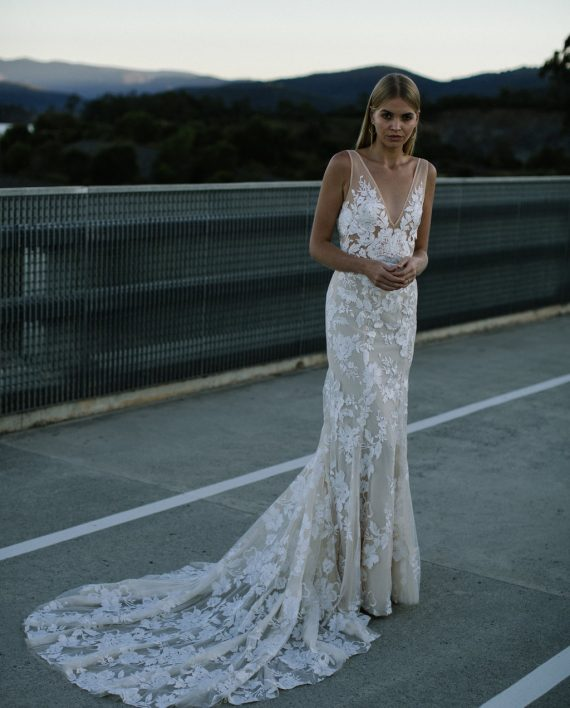 Made with Love - Stevie - Wedding Dress - Novelle Bridal Shop