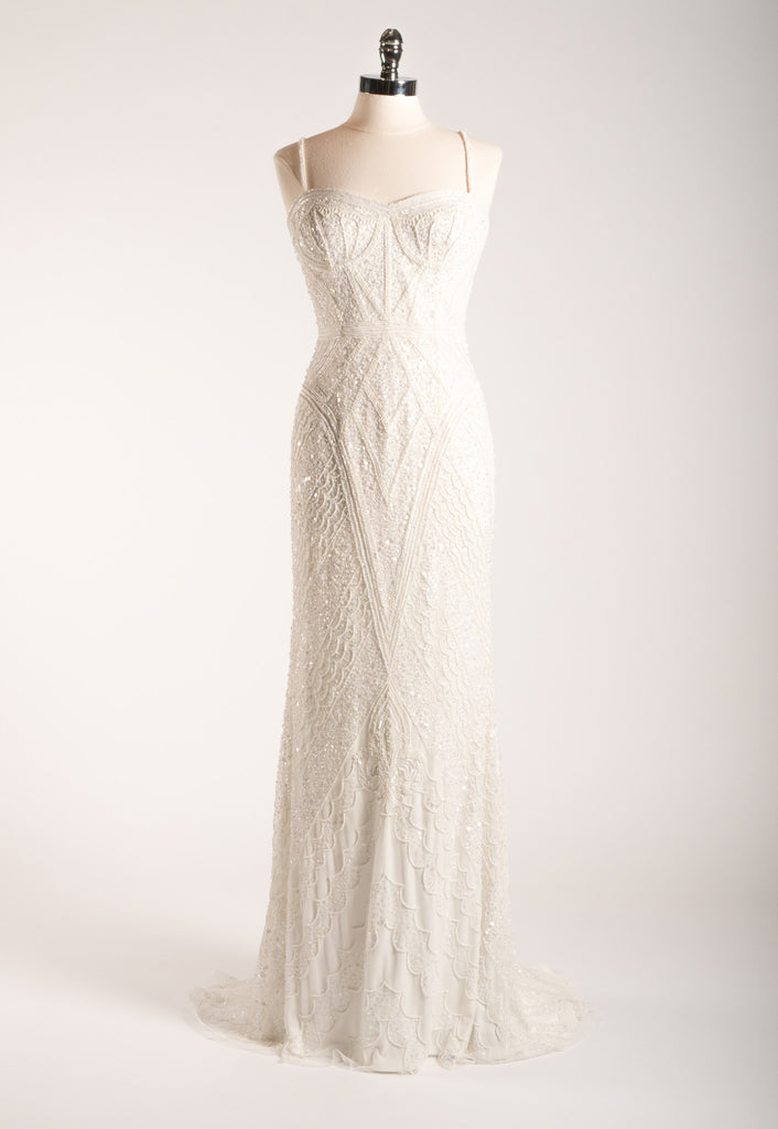 Theia - Marion - Wedding Dress - Novelle Bridal Shop