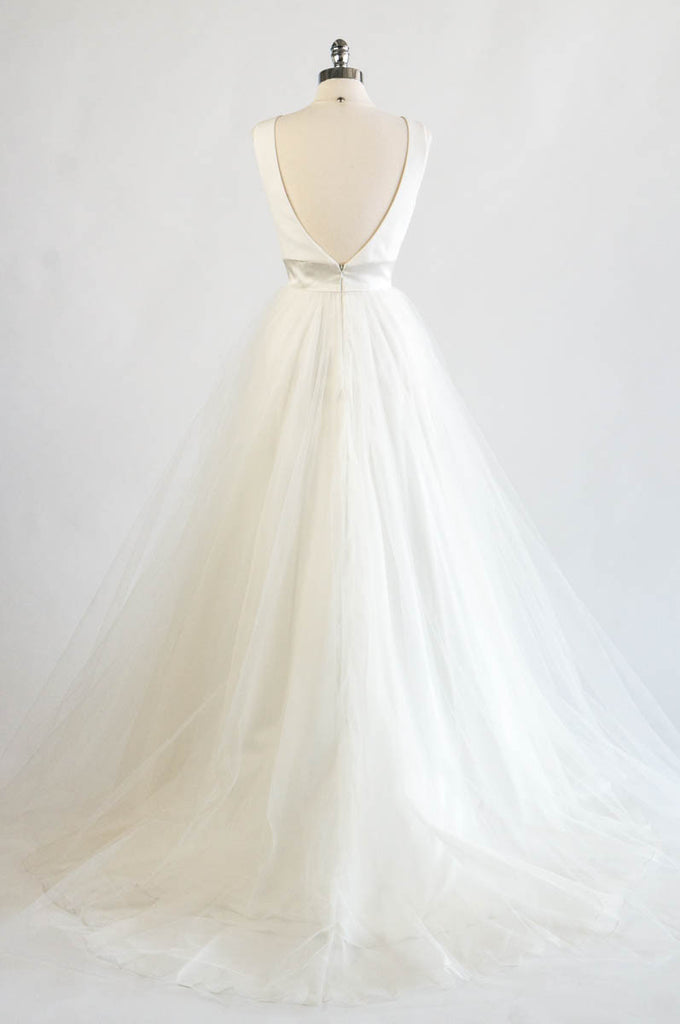 Theia - Victoria - Wedding Dress - Novelle Bridal Shop