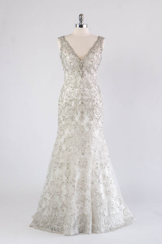 Madison James - MJ15 - Wedding Dress - Novelle Bridal Shop