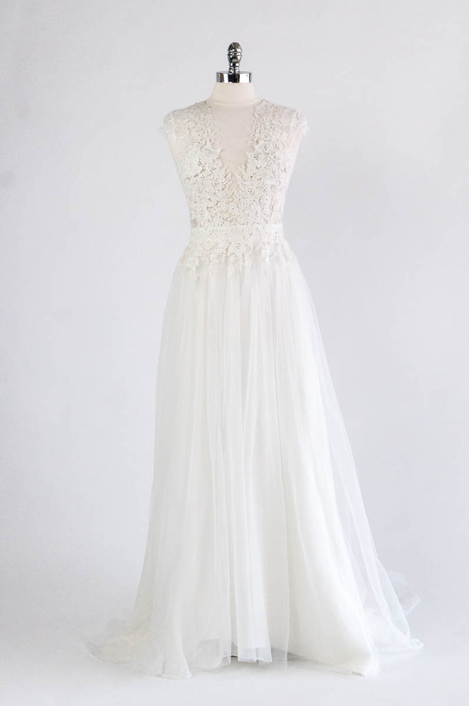 Ivy & Aster - Secret Garden - Wedding Dress - Novelle Bridal Shop