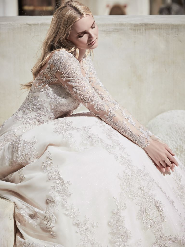 Sottero & Midgley - Vincent - Wedding Dress - Novelle Bridal Shop