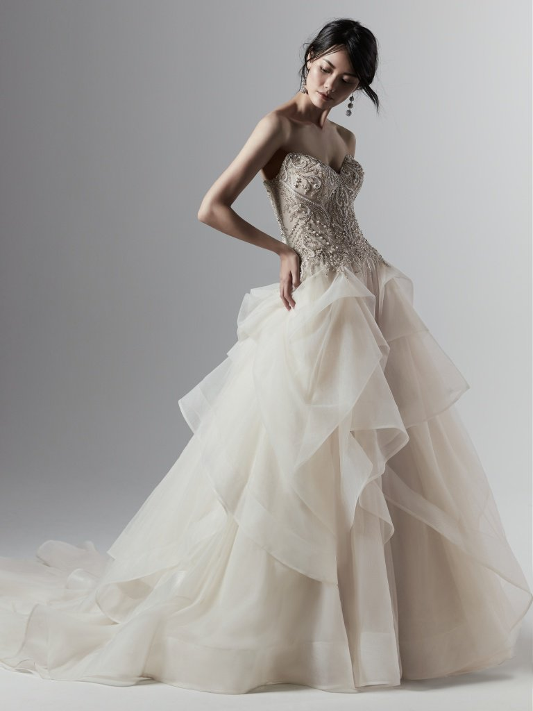 Sottero & Midgley - Wesley - Wedding Dress - Novelle Bridal Shop