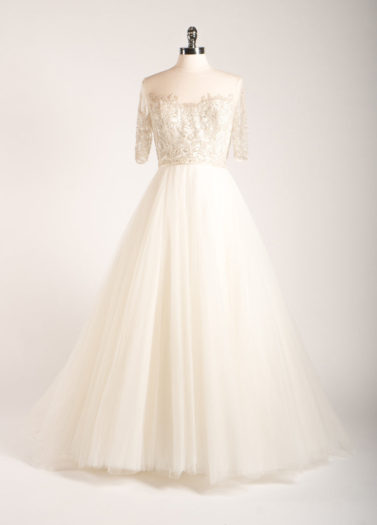 Wtoo by Watters - Nelly - Wedding Dress - Novelle Bridal Shop