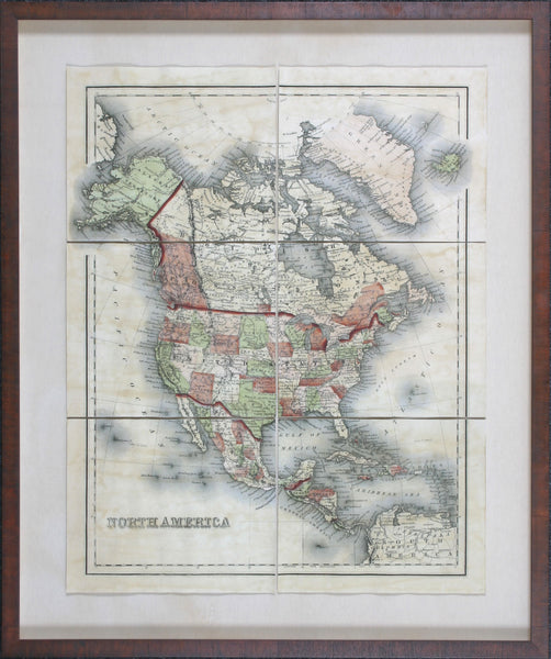 ANTIQUE NORTH AMERICA