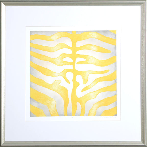 VIBRANT ZEBRA YELLOW