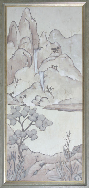 CHINOISERIE LANDSCAPE II