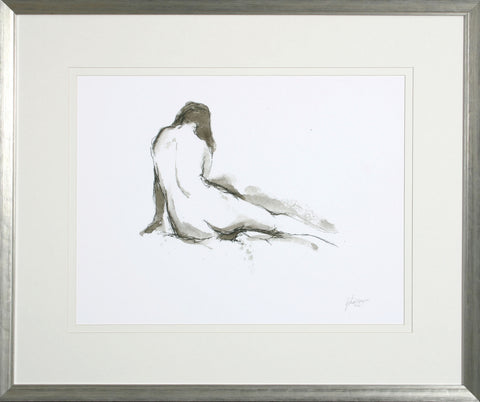 INK FIGURE STUDY II