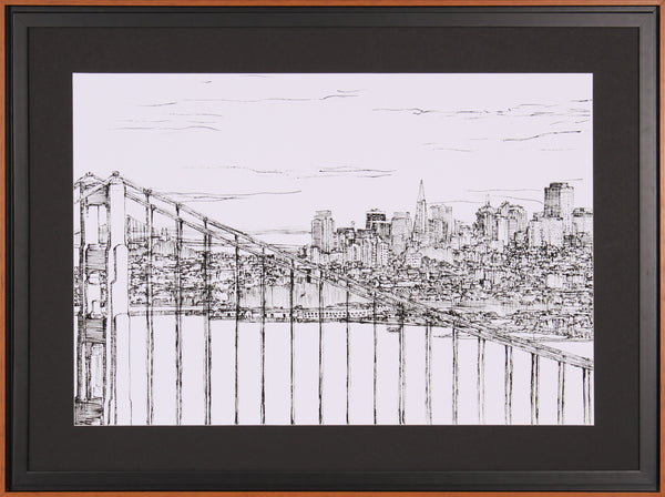SKYLINE SKETCH II