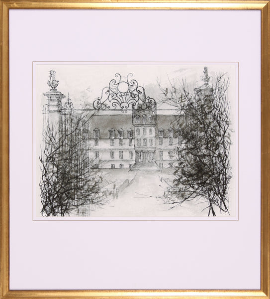 PEN & INK MANSION 3