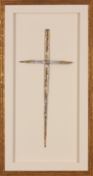 CROSS GOLD/SILVER LARGE